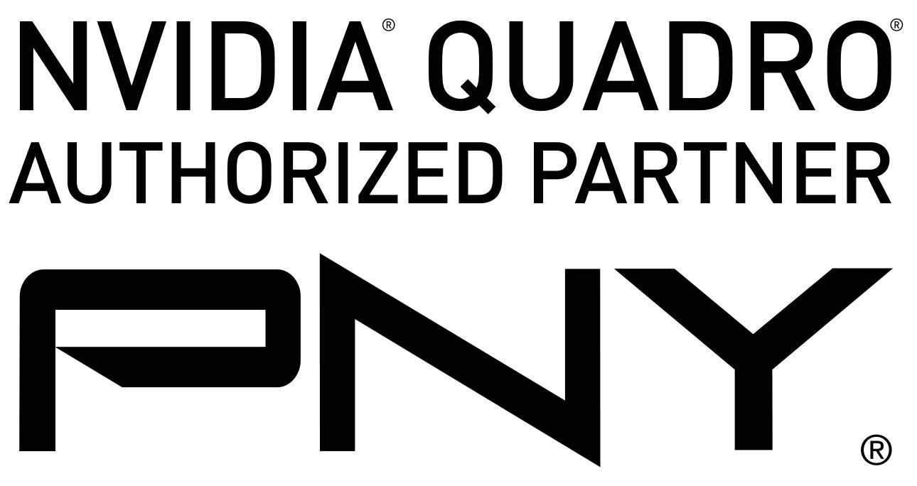 NVIDIA Quadro Authorized Partner Lockup on White