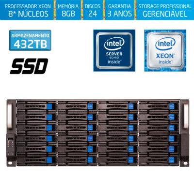 servidor storage silix 432TB